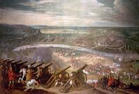 Siege of Vienna 1529 by Pieter Snayers