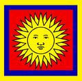Tondo flag