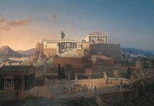 640px-Akropolis by Leo von Klenze