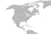 Centoamerica mapa
