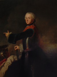 King Henry of the United States portrait