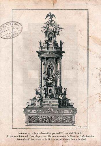 Monumento a la proclamación