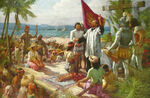 Painting-of-first-baptism-by-Fernando-Amorsolo