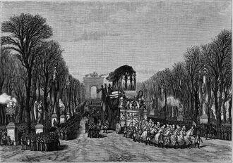 Похороны Робеспьера