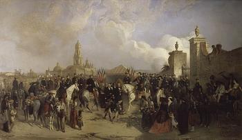 Французы в Мехико