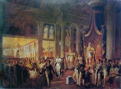 A sagração de Dom Pedro II - c