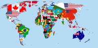 Flags Map 2014 (2)