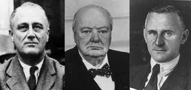 Roosevelt, churchill y goerdeler
