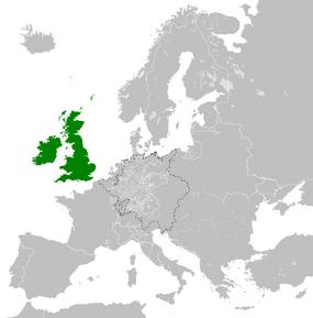 Англия-1700