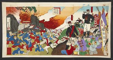 Японо-китайская война