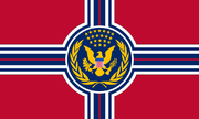 Federal States of Columbia Flag