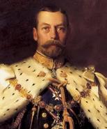 George V of the UK (head)
