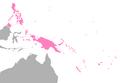 Location of Melanesia (Satomi Maiden ~ Third Power).png