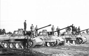 Советские Пантеры
