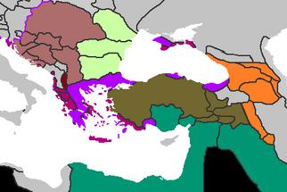 Adrianople Treaty 1454 PM3