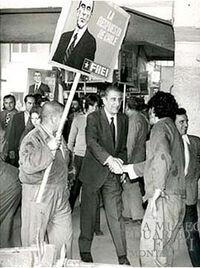 Campaña Senador Frei Montalva