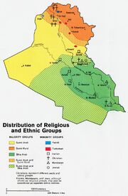 Iraq ethnic 1978