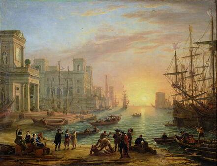Seaport-at-sunset-1639