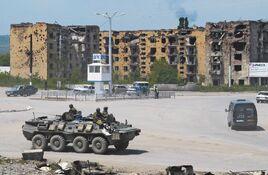 Послевоенные дни в Чечне