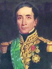 Andrés de Santa Cruz official
