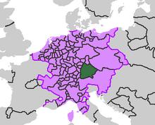 Bavaria in 1517