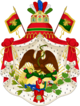 Coat of Arms Of Carlist Mehico V3
