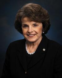 Dianne Feinstein, official Senate photo 2