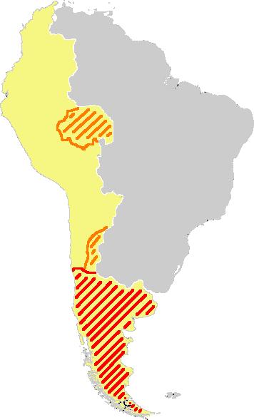 extent of inca empire