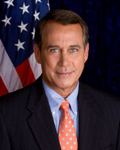John Boehner official portrait