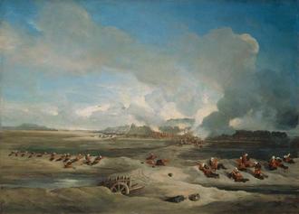 Битва за форты Дагу