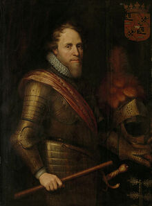 Эрцгерцог Мориц Австрийский - будущий император Мориц I