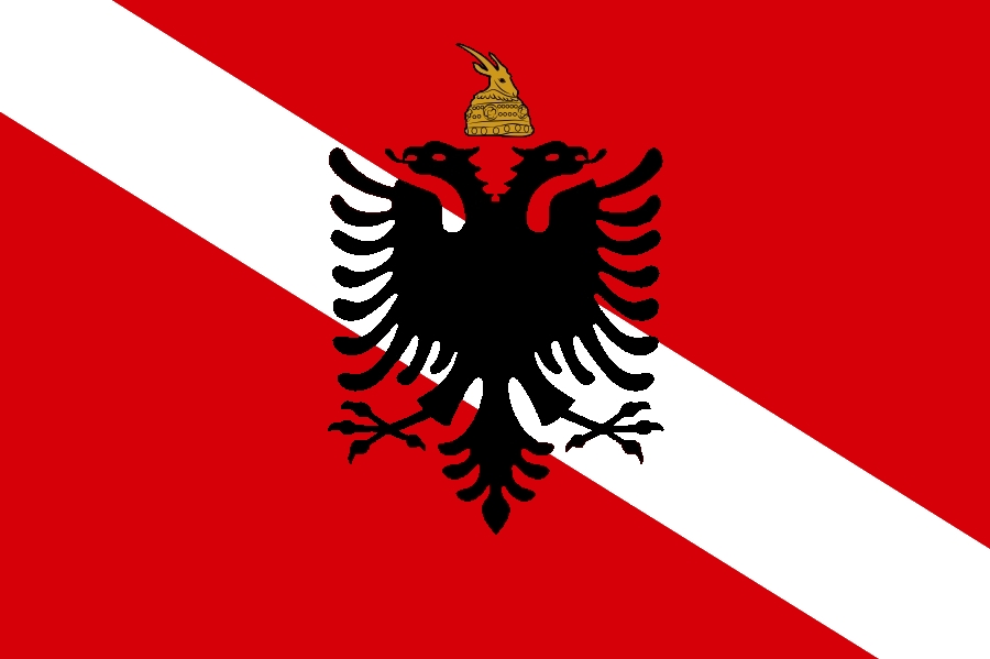 Flag albaniancoa png