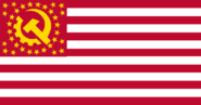Another Commie Murica Flag