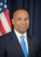 Deval Patrick official portrait