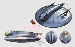 FO4 Art UFO