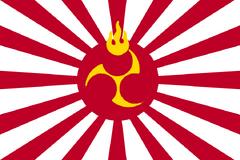 FlaggeMongolOkiJapanKrieg1870