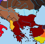 Greek Expansion into Thracia