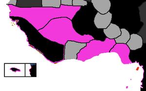 Naijirian Expansion 1530