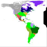 1588 - Americas