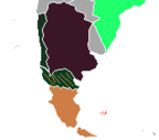 Chile conquest, Argentine and Patagonia