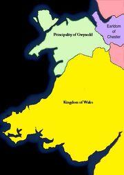 Civil War Wales