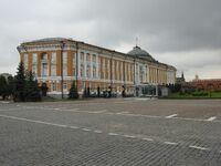 Kremlin Senate building on 2016-08-03