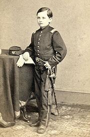 220px-Tad Lincoln in uniform