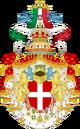 Escudo italia saboya