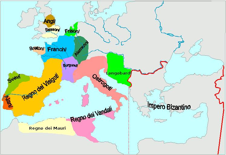 Ostrogoti 536