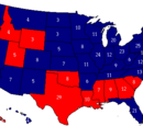 U.S Presidential Election 1984 (Return of the Kennedys)