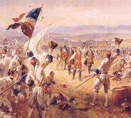 Seven Years War (Vive le Canada français)
