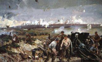Британская артиллерия
