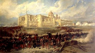 Осада Пуэблы