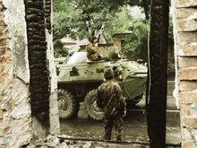 Российские войска в Пригородном районе